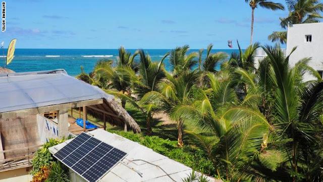 فندق إكستريم، كايت بيتش، كباريت، جمهورية الدومينيكان