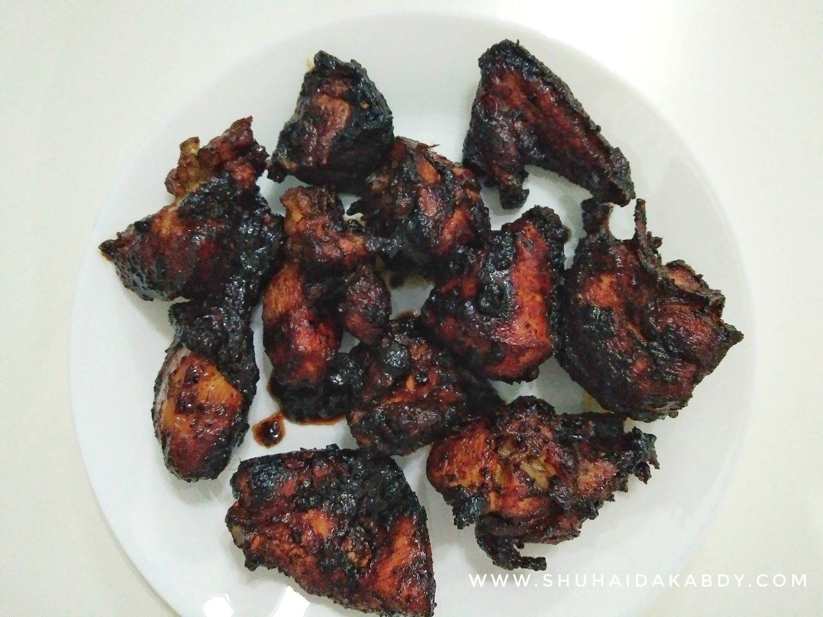 Resepi Ayam Teriyaki Versi MamaPipie