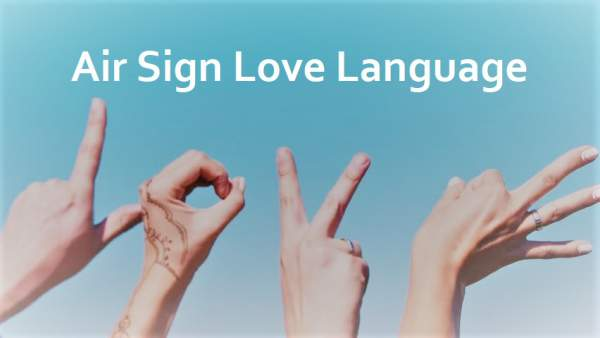 Zodiac signs elements air, Love horoscopes today
