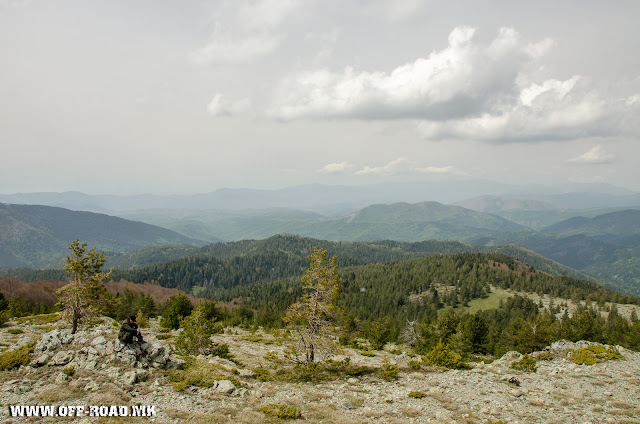 Dobro Pole, Macedonia