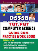 DSSB CS BOOK IN English