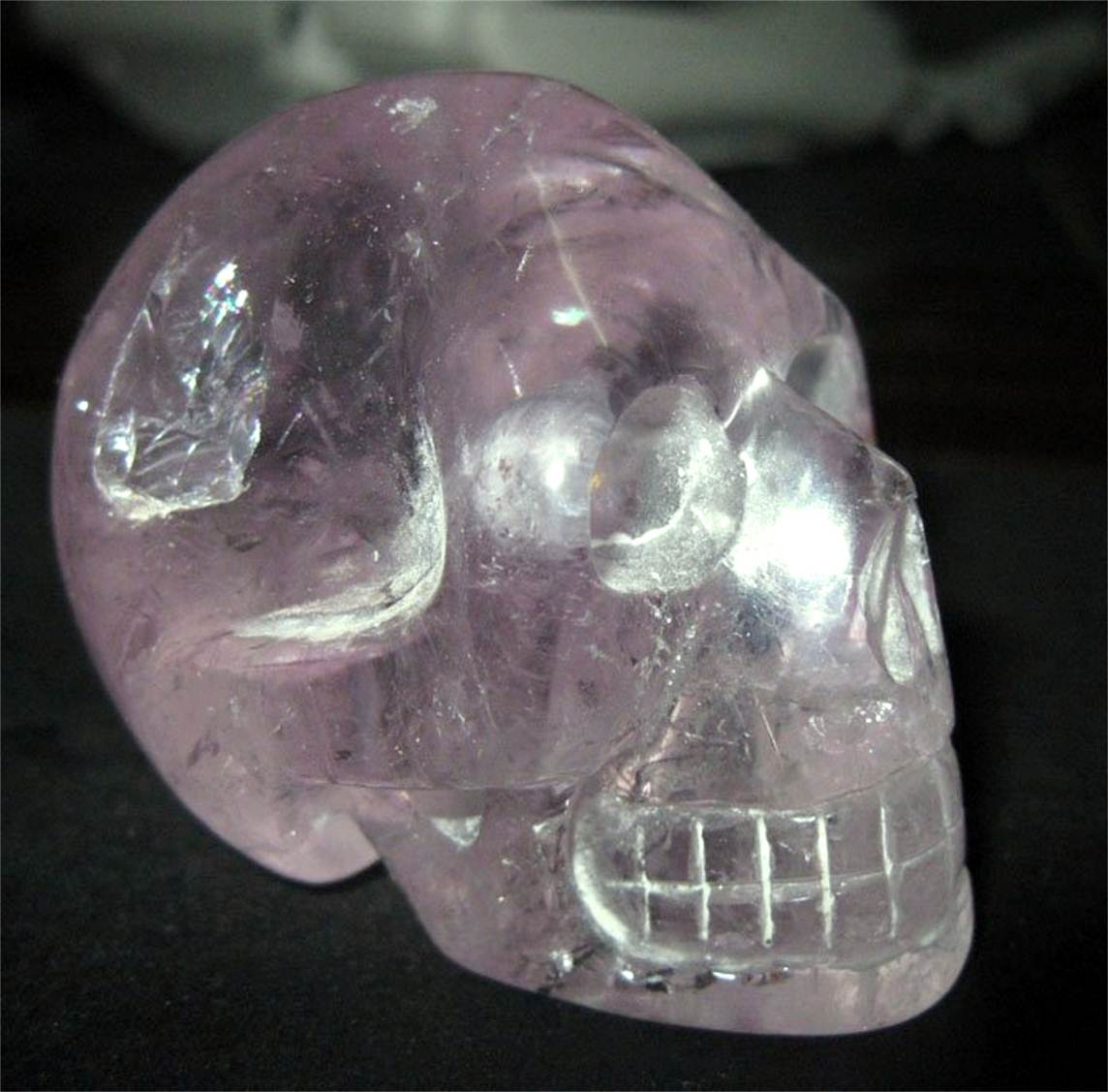 Real Crystal Skull – Lppvj