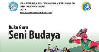 Download Buku Guru Kurikulum 2013 Smp Mts Kelas 9 Mata Pelajaran Seni Budaya Operator Sekolah