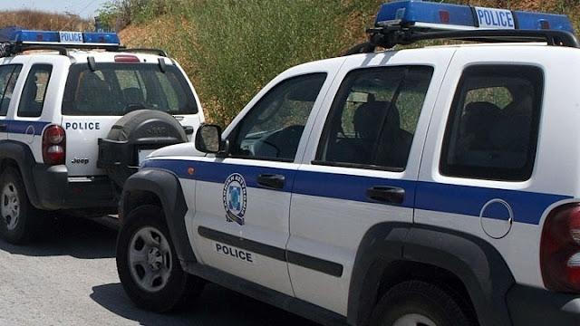 Επιχείρηση της αστυνομίας σε καταυλισμό Ρομά στο Αργολικό