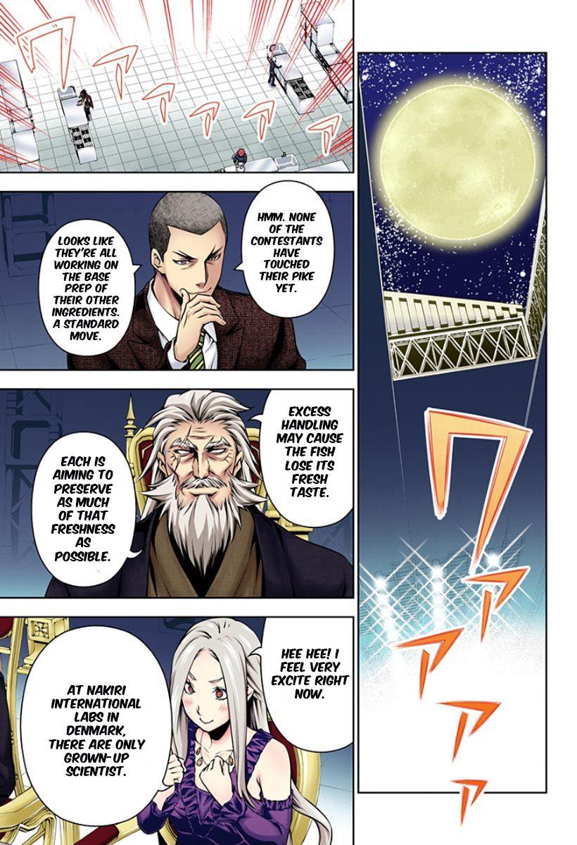 Shokugeki no Soma - Chapter 111
