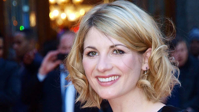 BBC television unveils British actress Jodie Whittaker as first female 'Doctor Who'