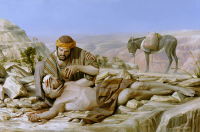Parable Samaritan Christianity
