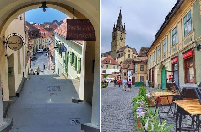 O que fazer em Sibiu, Romênia