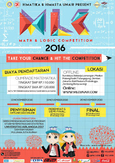 Math and Logic Competition (MLC) 2016