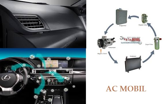 Merawat AC Mobil Agar Kabin Tetap Sejuk