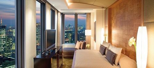 Mandarin Oriental Tokyo (Tokyo, Japón)