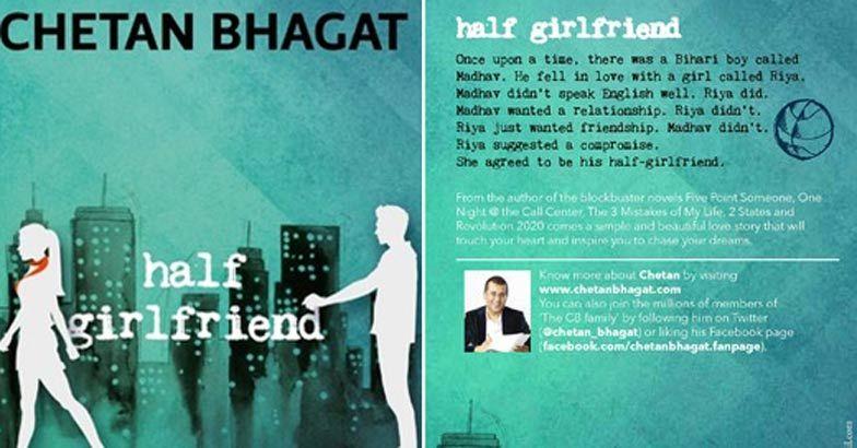 Half Girlfriend Story Book