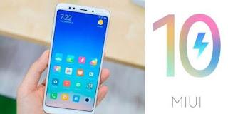 Update Xiaomi MUI 10