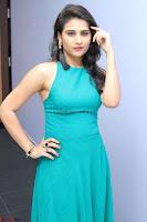 Priya Singh in a sleeveless Green Gown at Manasainodu music launch 011.08.2017 ~ Exclusive Celebrity Galleries 024.JPG