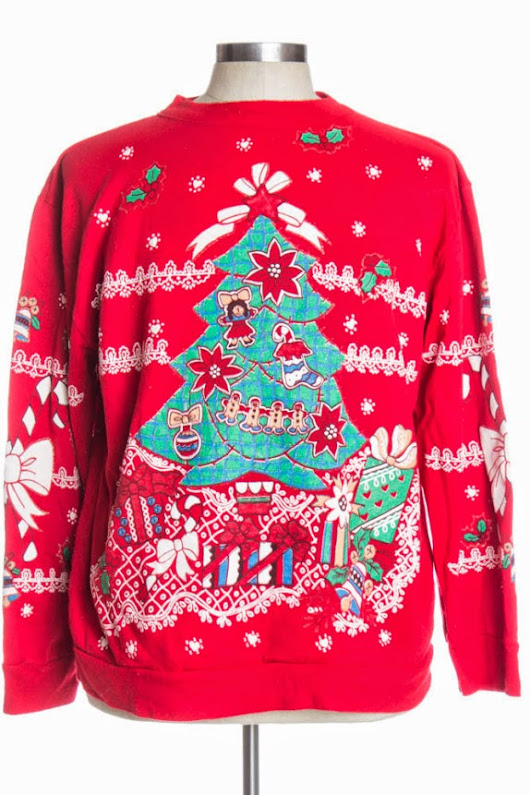 Christmas sweater style fashion trend to save you