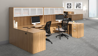 Group Office Furniture Configuration