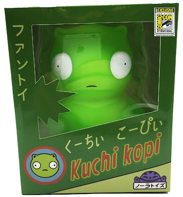 "San Diego Comic-Con 2017 Exclusive Bob's Burgers Kuchi Kopi Glow in the Dark 8"" Vinyl Figure by UCC Distributing"