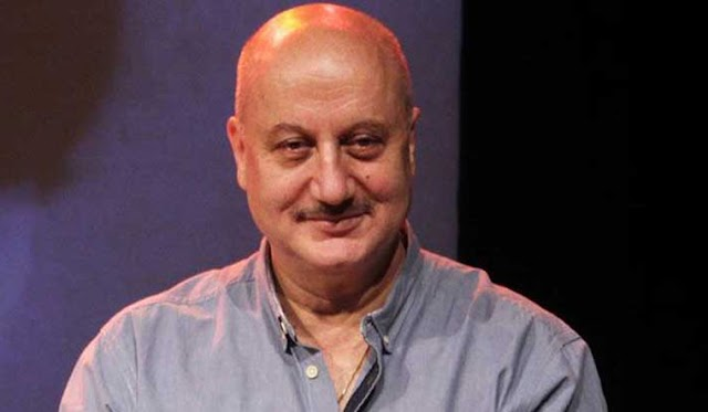 I Won't Retire from Work Even in the Next 50 Years : Anupam Kher