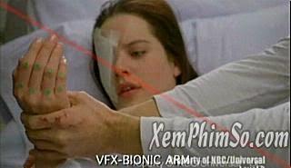 Cô Gái Rô Bốt heyphim bionic