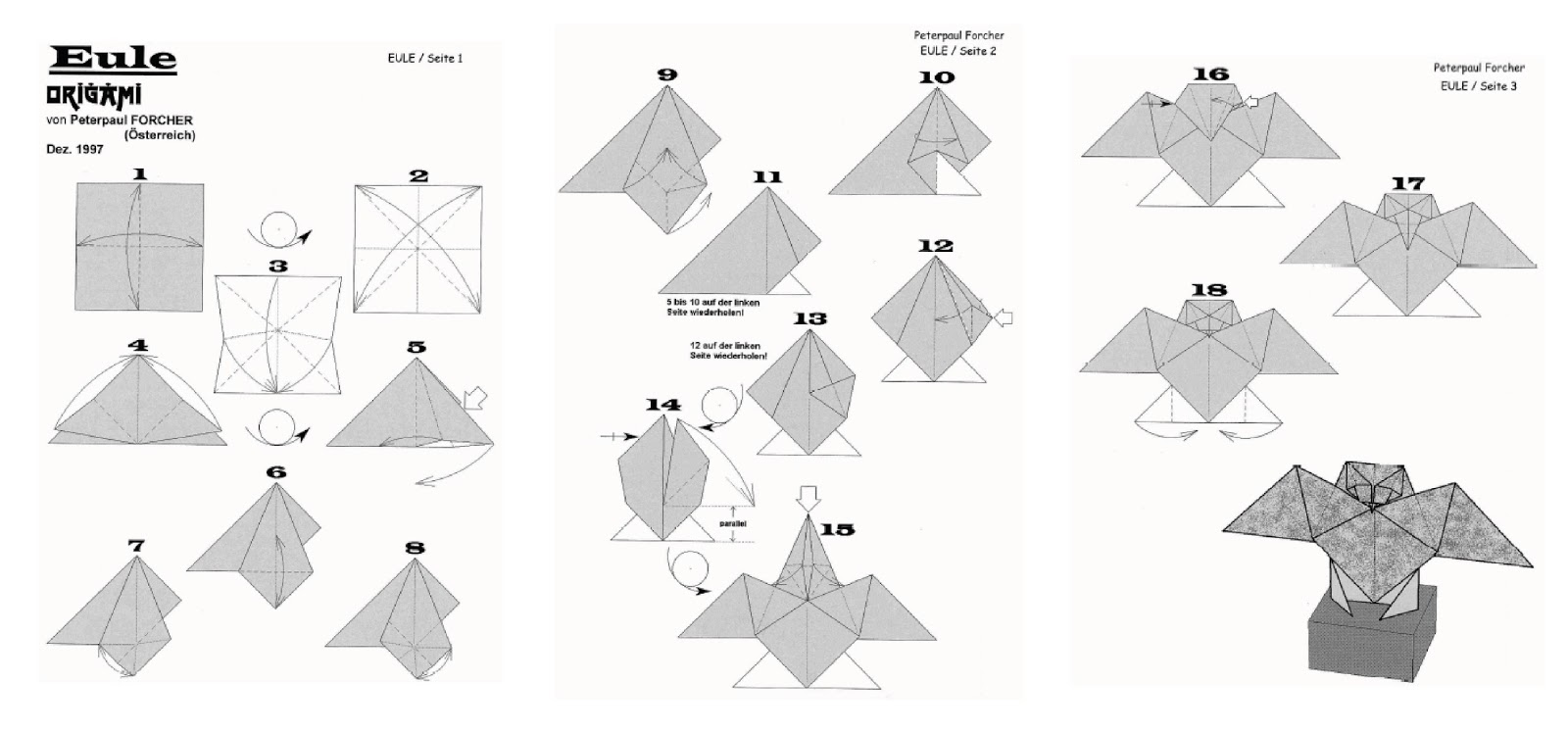 Origami on Flipboard by Kamadaki   747x1600