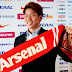Asano Glad Join With Arsenal