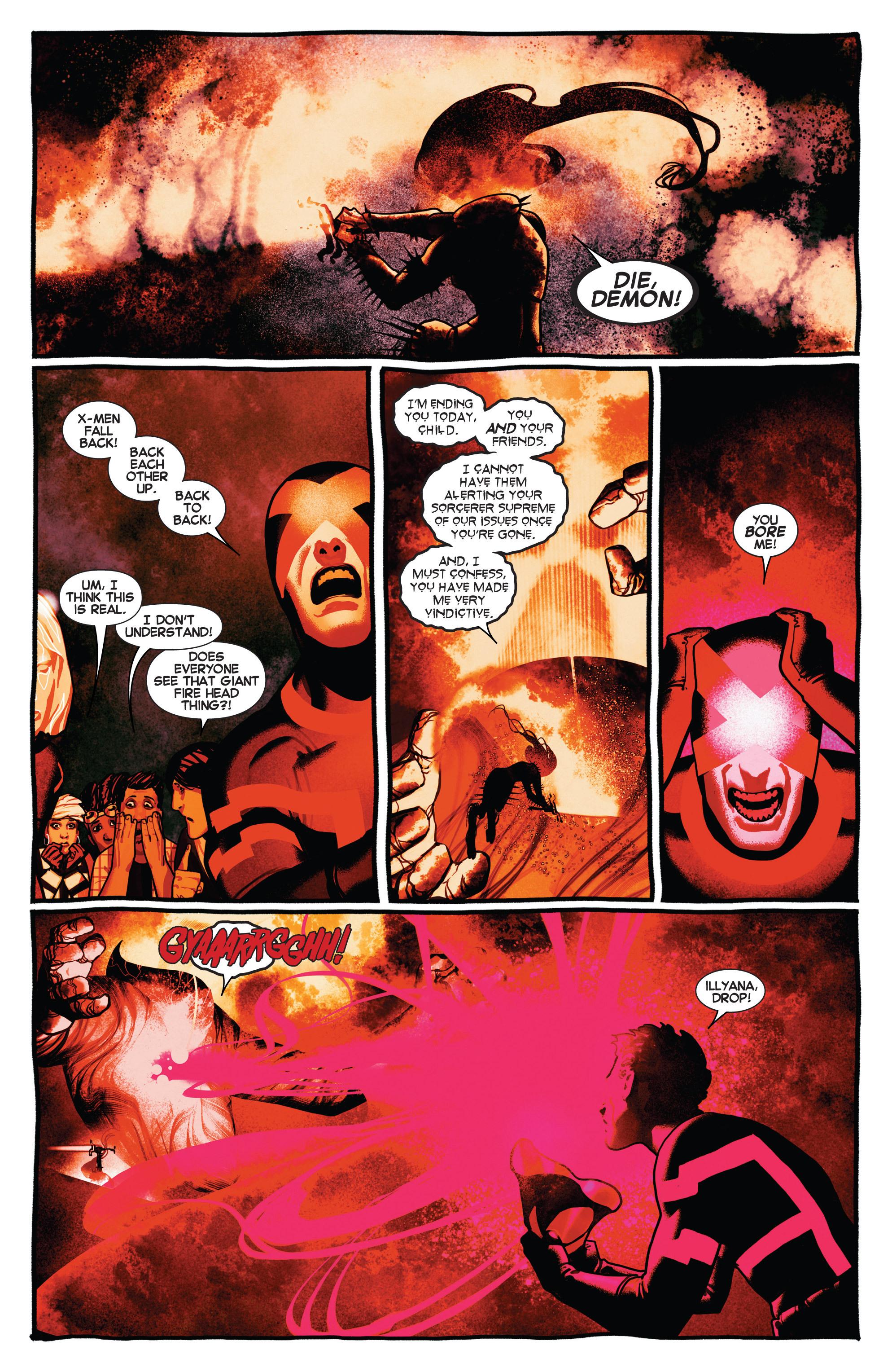 Read online Uncanny X-Men (2013) comic -  Issue #6 - 9