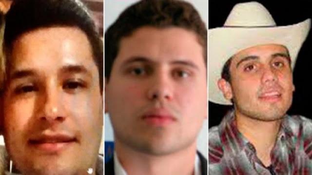 """Chapo vs Chapo... Sonora, el nuevo territorio en disputa entre """"Los Chapitos"""" y """"El Chapo Isidro"""""""