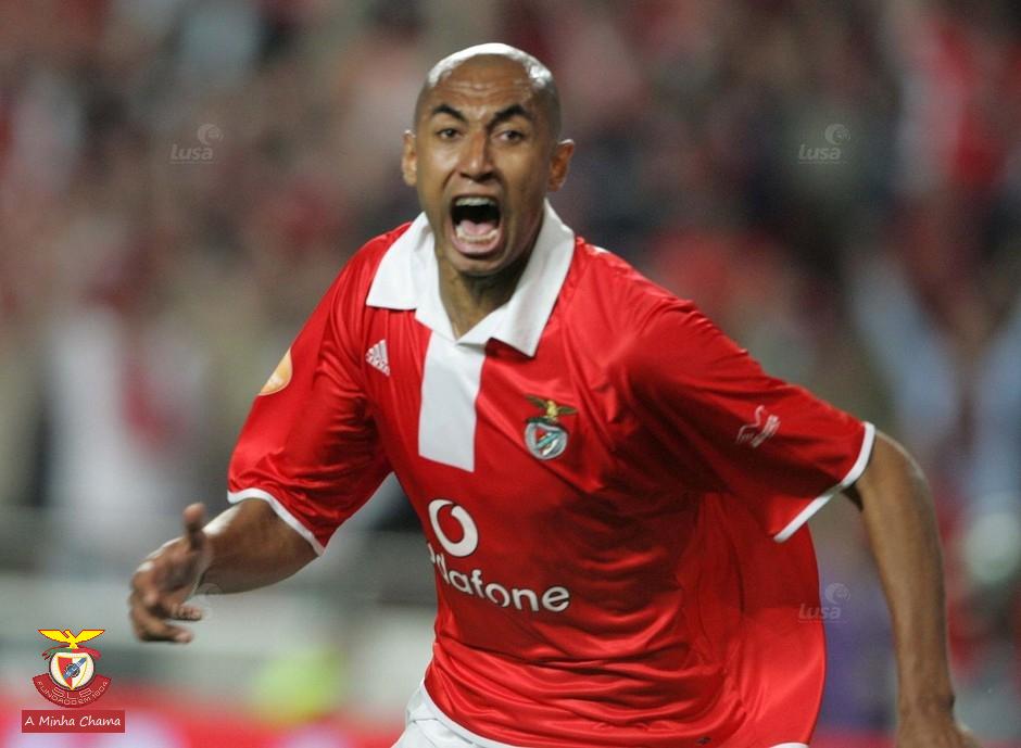 A Minha Chama: Jogos Imortais: Sport Lisboa E Benfica 1