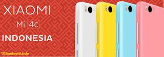 Cara Mudah Root Xiaomi Mi4C