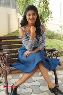 Telugu Actress Roshini Prakash Stills Short Dress at Saptagiri Express Release Press Meet  0199.JPG