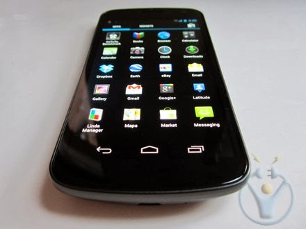 galaxy nexus android 4.4 güncellemesi
