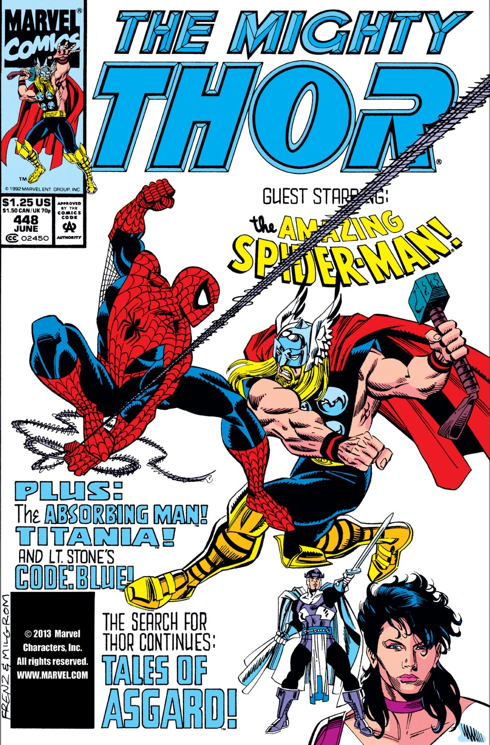 Thor (1966) 448 Page 1
