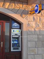 Euronet ATM Bankomat Postira slike otok Brač Online