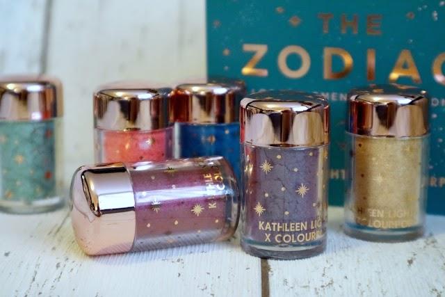 3 Looks Featuring KathleenLights x ColourPop's Zodiac Loose Pigments