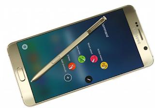 Samsung Galaxy Note 5, Phablet Premium dengan S Pen