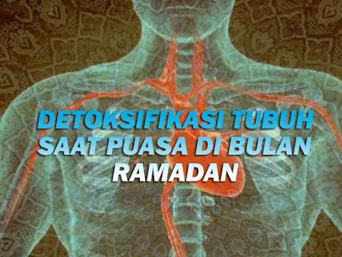 Detoks puasa Ramadhan