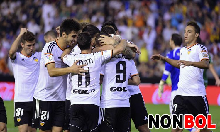 Cuplikan Gol Valencia 2-1 Alaves | Leg 1 Copa Del Rey babak 8 Besar
