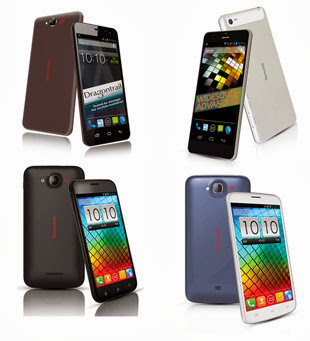 Starmobile Android phones