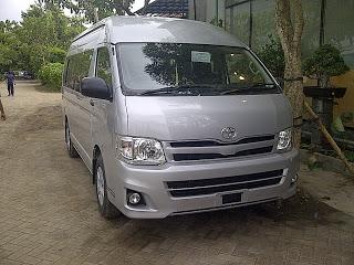 Harga Toyota-Hiace KEDIRI