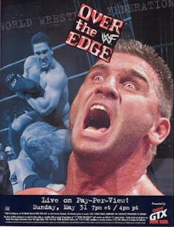 WWF - Over the Edge 1998 Review - In Your House 22: Event Poster