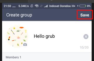 Cara Membuat Grup Line Dengan Cepat Dan Mudah