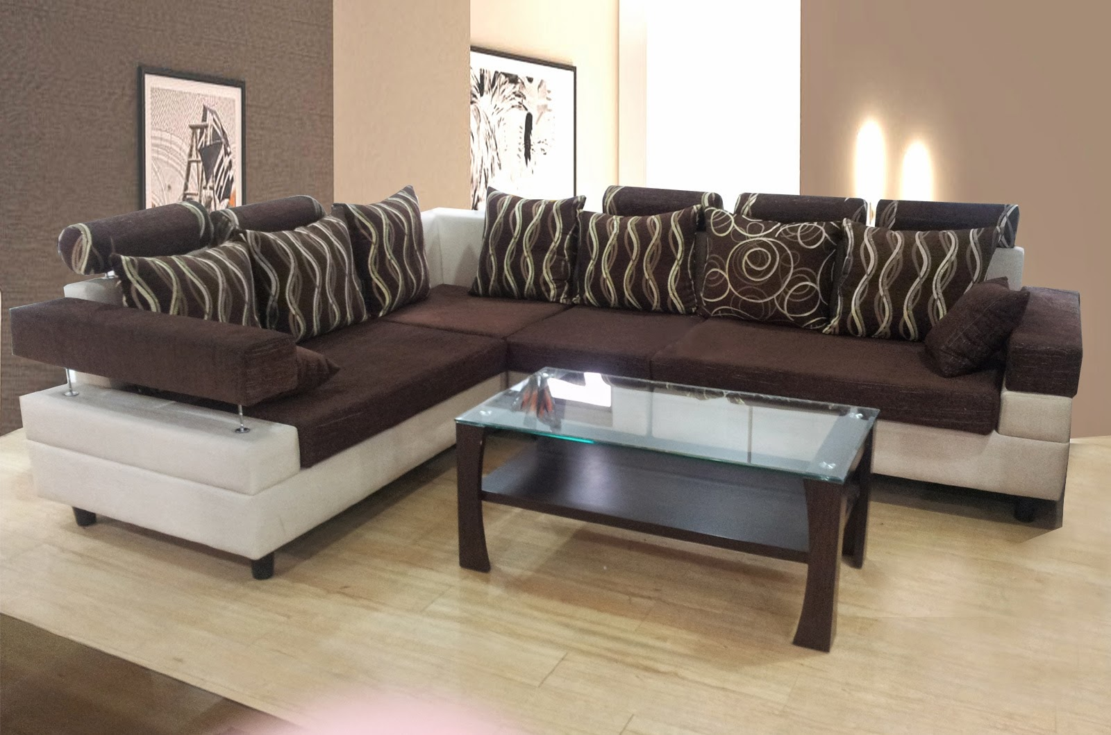 Sofa Sets Modern Designs Flexsteel Capitol Review Latest In Kenya Design