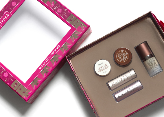 Fresh Holiday 2016 Sugar Lip Entourage Gift Sets