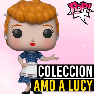 Lista de figuras funko pop de Funko POP Amo a Lucy
