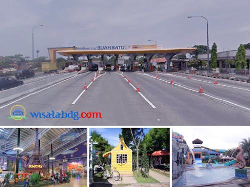 Tempat wisata dekat keluar tol Buah Batu Bandung
