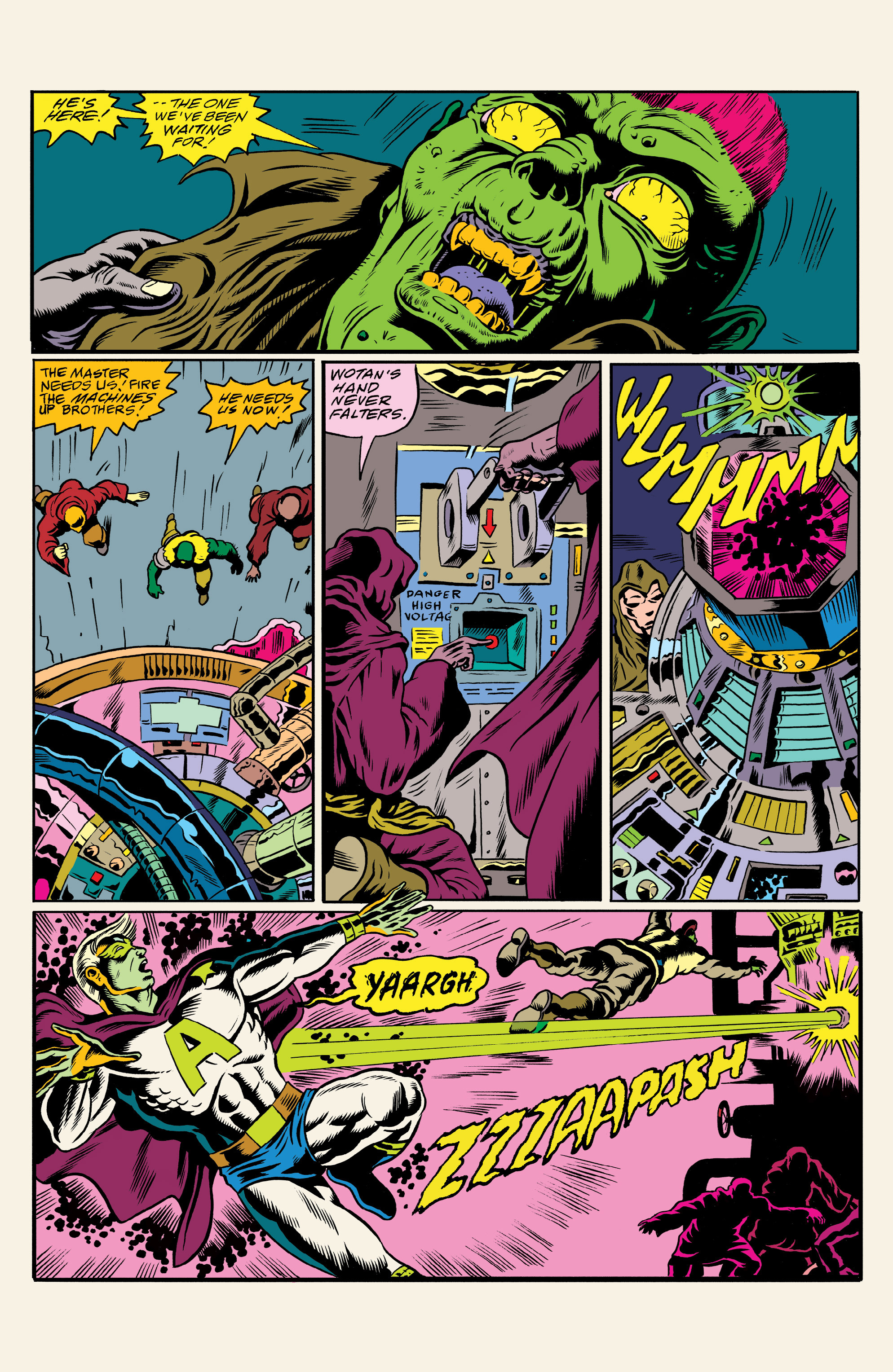 Read online All Time Comics: Crime Destroyer comic -  Issue #1 - 23
