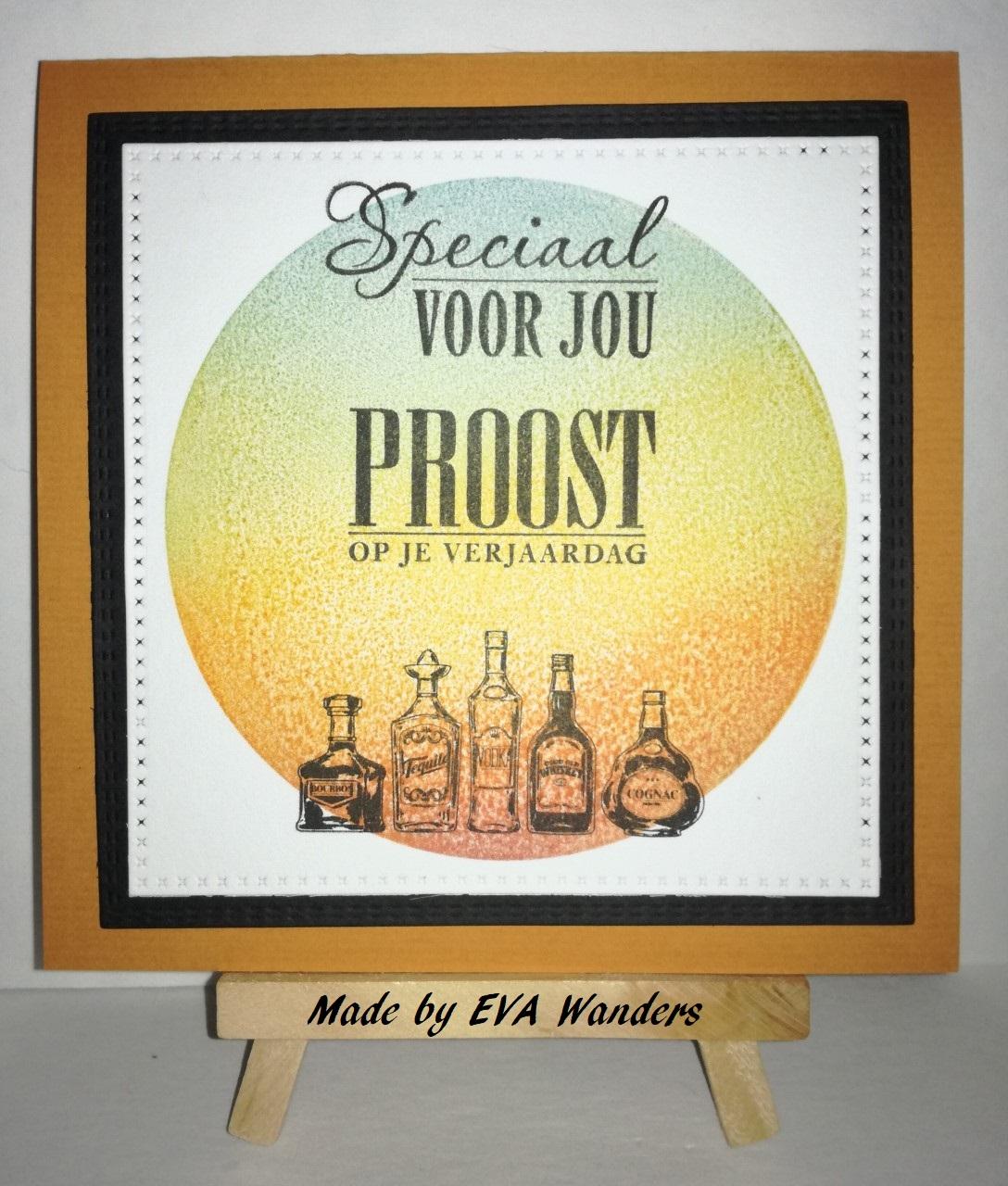 Eva S Stampsart Proost Op Je Verjaardag