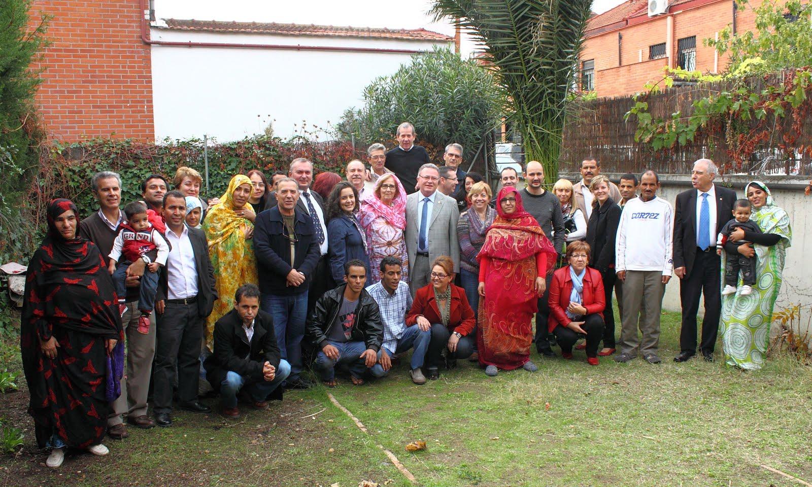 Getafe Fin De Fiesta: Blog De Cruz Roja En Getafe: Fiesta Del Cordero 2011