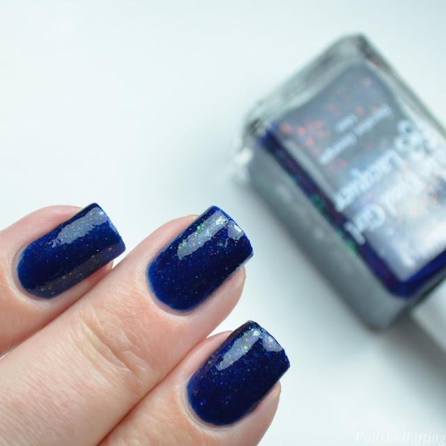 nail polish swatch