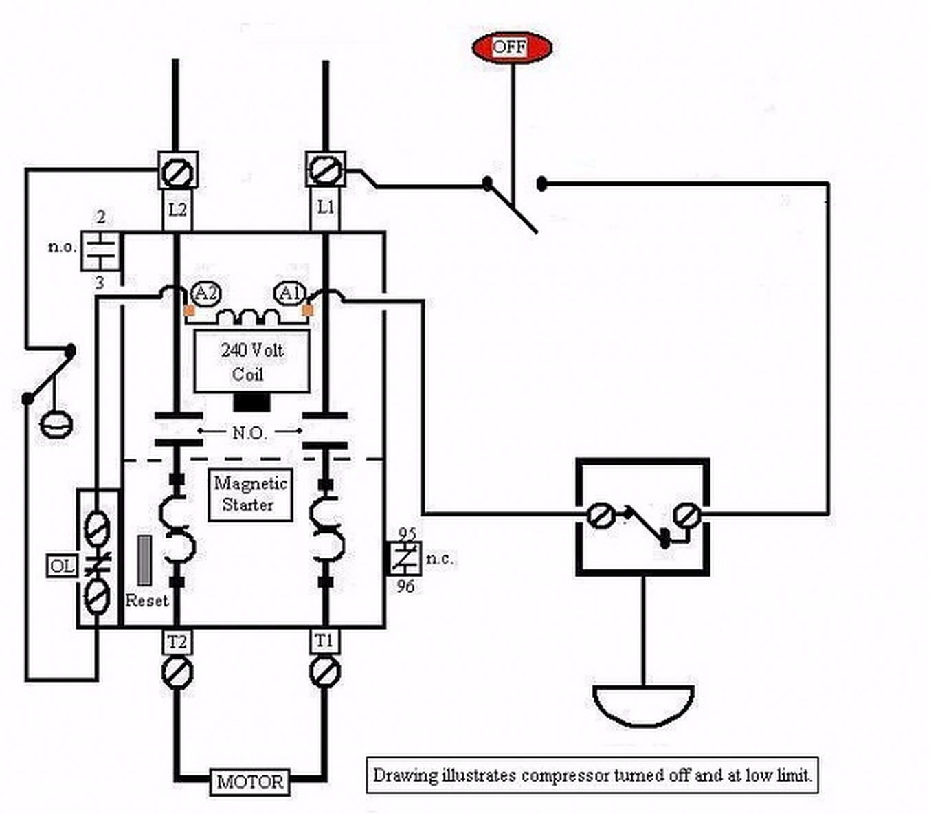 Help With Compressor Pressure Switch The Garage Journal Board